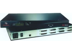 The Advocent DS1800 KVM switching system.