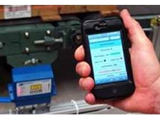 Monitor and control your laser barcode scanners from your iPad or iPhone