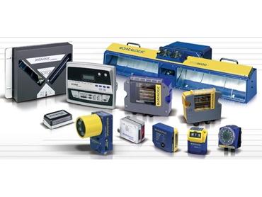 Industrial Barcode Scanners range