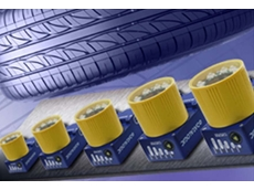 STS400 bottom and hook chain reading solutions from Datalogic Automation for tyre sorting