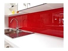 PLEXIGLAS hi-gloss acrylic splashback