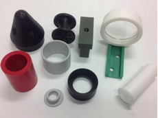 Many engineering plastics have excellent wear properties and a low coefficient of friction