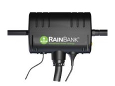 Rainbank from Davey Water Products, Making a Real Contribution to Water Conservation