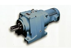 The Series M helical inline geared motor.