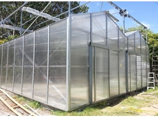Polycarbonate Greenhouses by David Gill