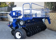 SD Seed Drills with High Quality Drive Systems from Davimac
