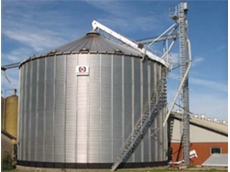 Bucket Elevators for effective grain transport from De Vree Equipment