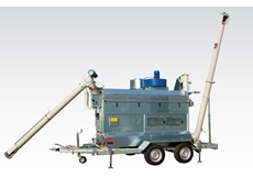Grain cleaners remove impurities from all types of grain efficiently and effectively