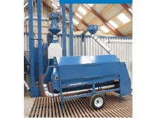 Combi grain cleaners