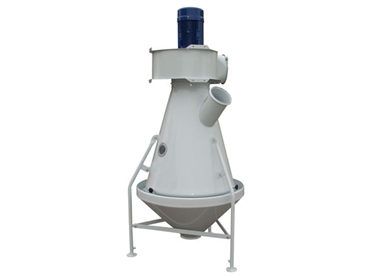 Reliable removal of impurities with Kongskilde KF40 Aspirators