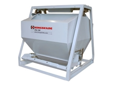 Kongskilde Automatic Batch Weighers from De Vree Equipment