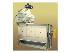 Zanin Drum Cleaners for Pre-Cleaning and Grading from De Vree Equipment Sales