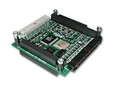 The CEI-430 is the industry's first ARINC 429/ 17 interface for PC/104-Plus.