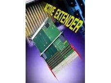 CompactPCI active extender card