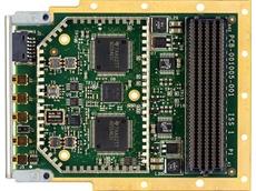 ADC510 dual channel 12-bit ADC FPGA mezzanine card