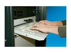 "Elma's 19"" keyboard from Dedicated Systems Australia"