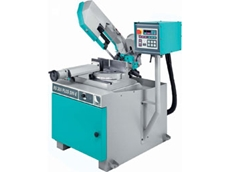 The BS300 Plus SHI-E semi-automatic bandsaw