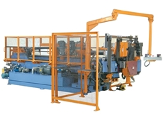 Tube Bending Machines and Booster Rolling Machines from Delahenty Machinery