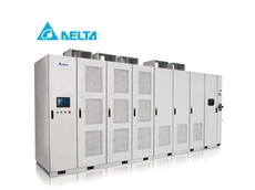 ​Delta Medium Voltage Drive Systems for Increased Energy Efficiency
