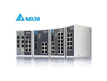 DVS Series - Industrial Ethernet Switches