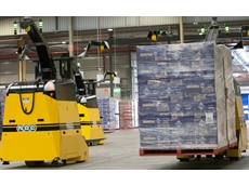 AGVs bring warehouses into the automation age