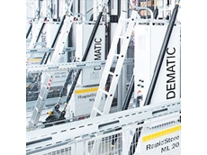 Automated Storage and Retrieval Systems - Buffering - Racking & Shelving by Dematic