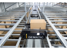 Blackwoods' new state-of-the-art DC to feature Dematic's integrated logistics technologies