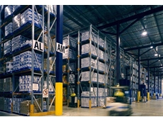 Colby drive-in pallet racking available from Dematic