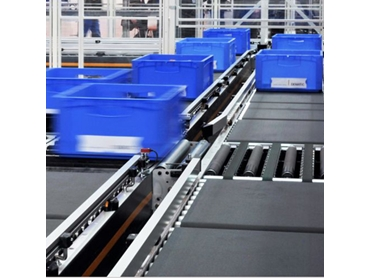 Case & Tote Conveyors (Package Co​nveyors)​