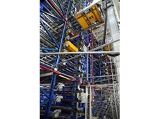 Dematic Multishuttle automated storage and retrieval systems reduce throughput times at Ferdinand Gross