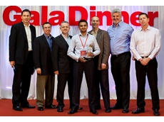 Dematic Real Time Logistics wins Honeywell Partner of the Year Award