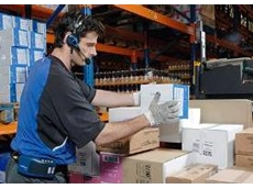 Dematic Voice Picking and AGV solution increases case picking productivity at Marktkauf