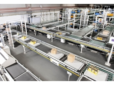 Dematic modular conveyor system