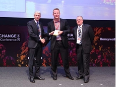 Dematic won three awards at the Honeywell Scanning & Mobility Asia Pacific 2014 Partner Conference