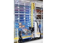 Dematic releases new high-performance storage and retrieval machines
