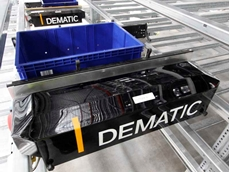 Dematic will showcase their new modular GTP order picking solution