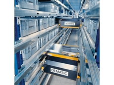 First Dematic Multishuttle Storage and Retrieval System for Big W Hoxton Park