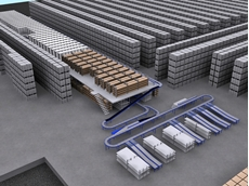 Dematic will supply a high rise seismic-resistant storage system capable of storing up to 40,000 pallets to FSSI's new DC in Christchurch