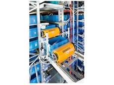 "Multishuttle ""Roaming"" Storage Systems available from Dematic"