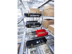 New Dematic Multishuttle 2 delivers faster, more cost-efficient storage and sequencing