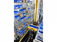 New Dematic RapidStore Mini Load system automatically lifts storage and handling performance