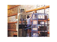Industrial Shelving with greater load carrying capacity