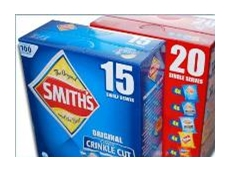 Smith's new multi-pack