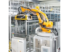 Solutions for Automated and Manual Mixed Case Palletising by Dematic