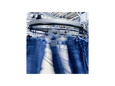 Hanging Garment Sorter