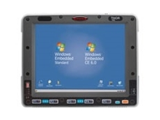 Wireless RF Information Terminals for Forklifts and other Mobile Equipment