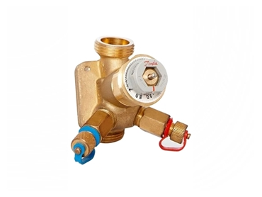 Control valves for water based units