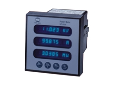 Modbus RTU/DNP 3.0 protocol compatibility is a standard feature of HC 6000 series power meters
