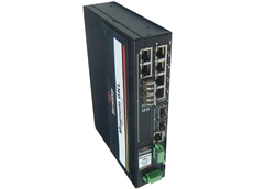 Garrettcom magnum 6KL managed edge switch