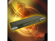 Industrial networking equipment